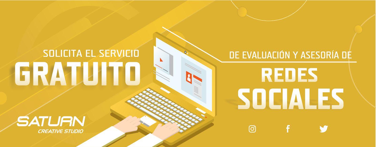 evalucion de redes sociales gratis